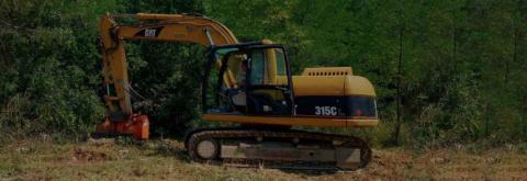 Čiščenje zaraščenih površin in urejanje parcel