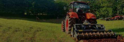 Agromelioracija s kombiniranim traktorskim mulčerjem